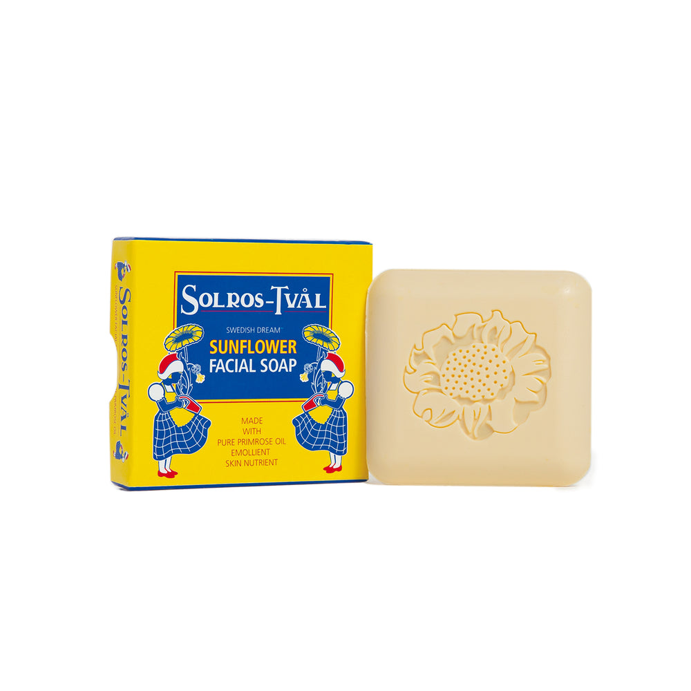 Swedish Dream® Sunflower Facial Soap Single