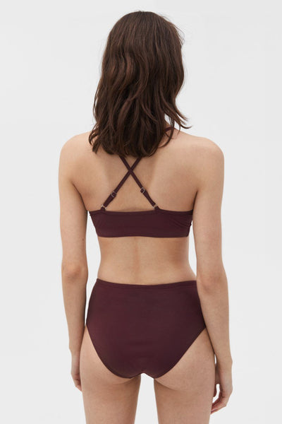 Flippa K Cross-back Bikini Top-Filippa k-superbulky