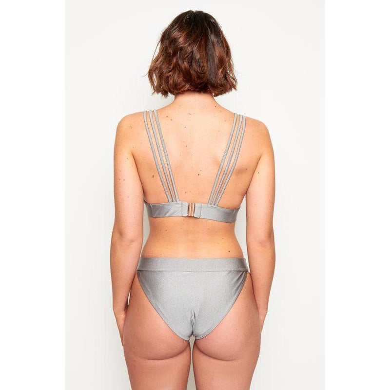 Slate Grey Bikini - Bikini Sands Swimwear British Brand-Bikini Sands-superbulky