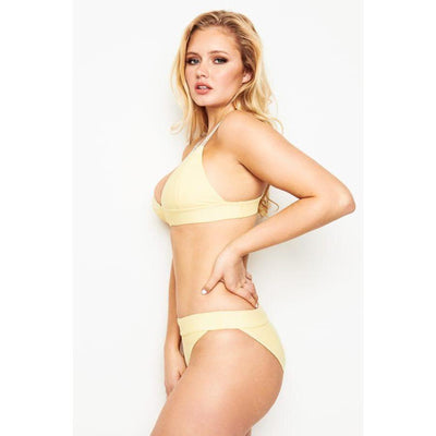 Diamond Yellow Bikini - Bikini Sands Swimwear-Bikini Sands-superbulky