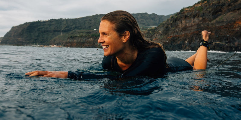 Zizania Long Sleeve Swimsuit-Finisterre-superbulky