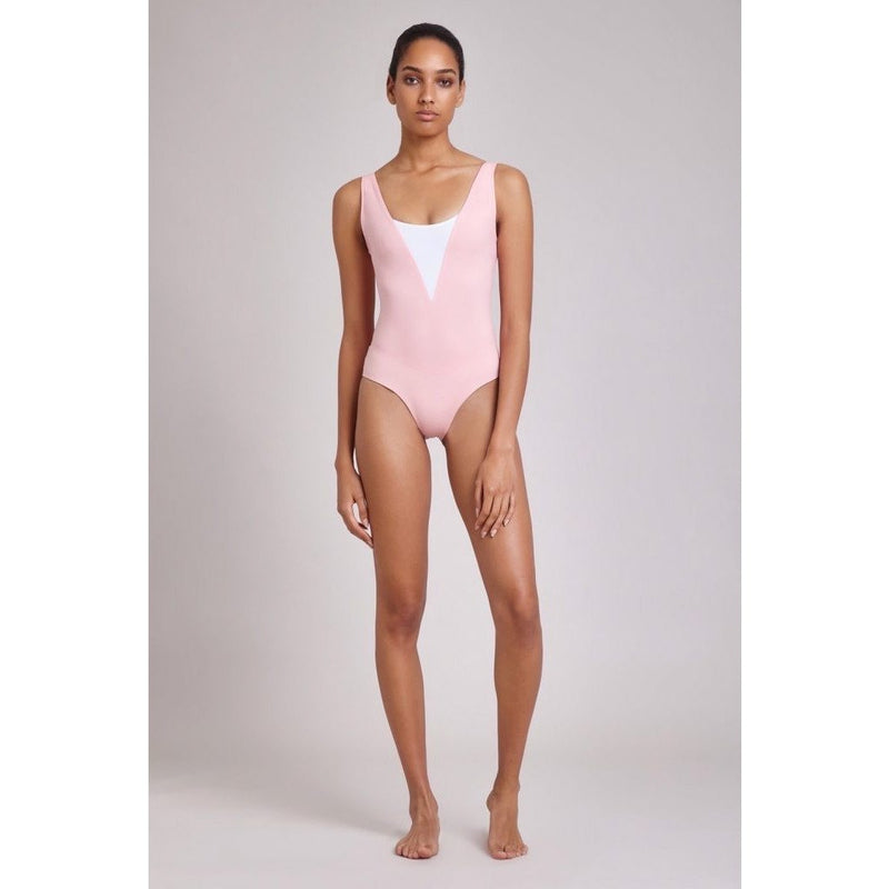 Silou London Izabel Swimsuit – Pink Quartz-Silou London-superbulky