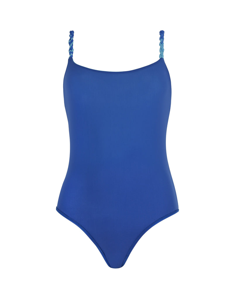 Paper London ethical swimwear - Strappy Swimsuit Ombre Swim-paperlondon-superbulky