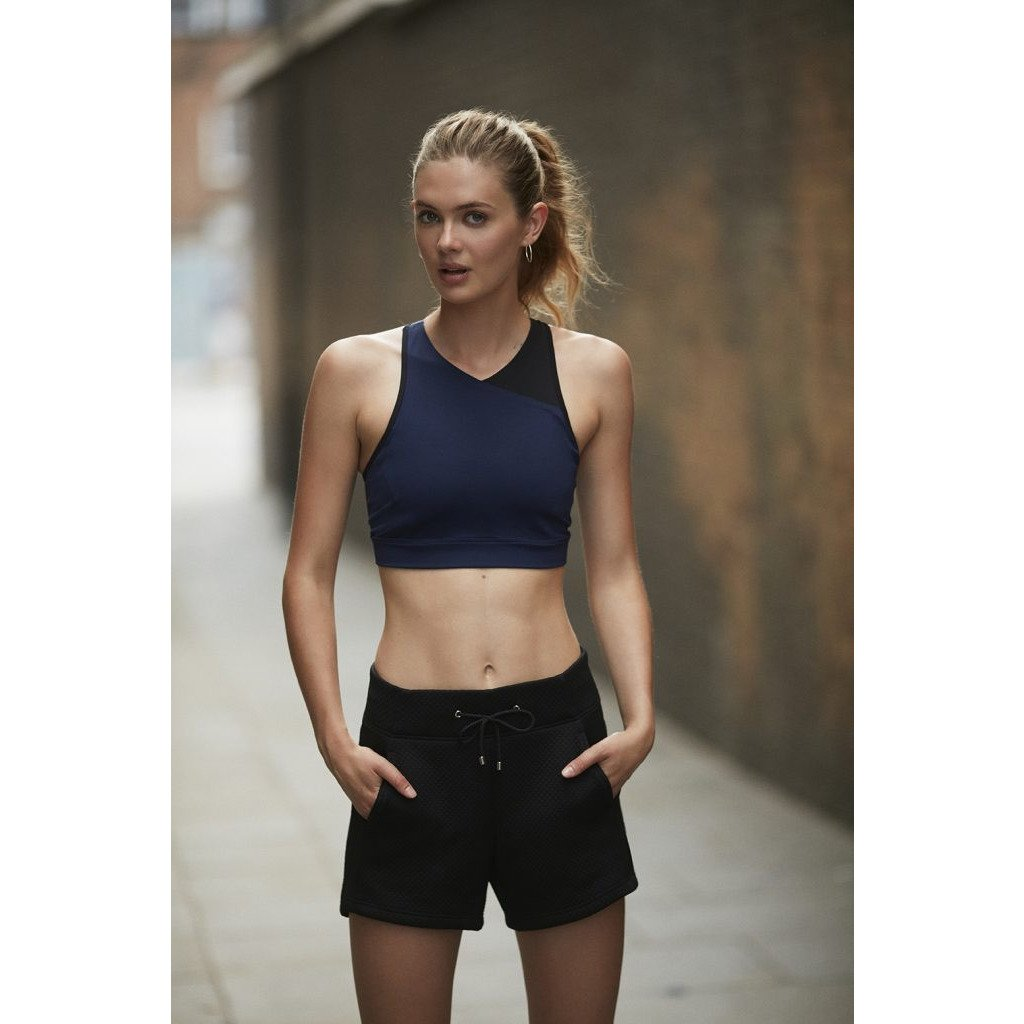 SILOU LONDON – BRIDGET SPORTS BRA-Silou London-superbulky