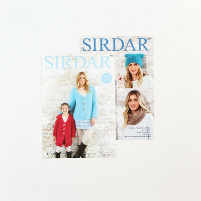 Sirdar Free Pattern 2 Pack - Touch