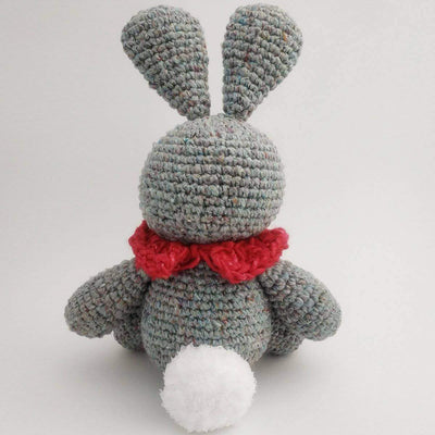 Easter Bunny Amigurumi Patterns Crochet Kit-Darn Good Yarn-superbulky