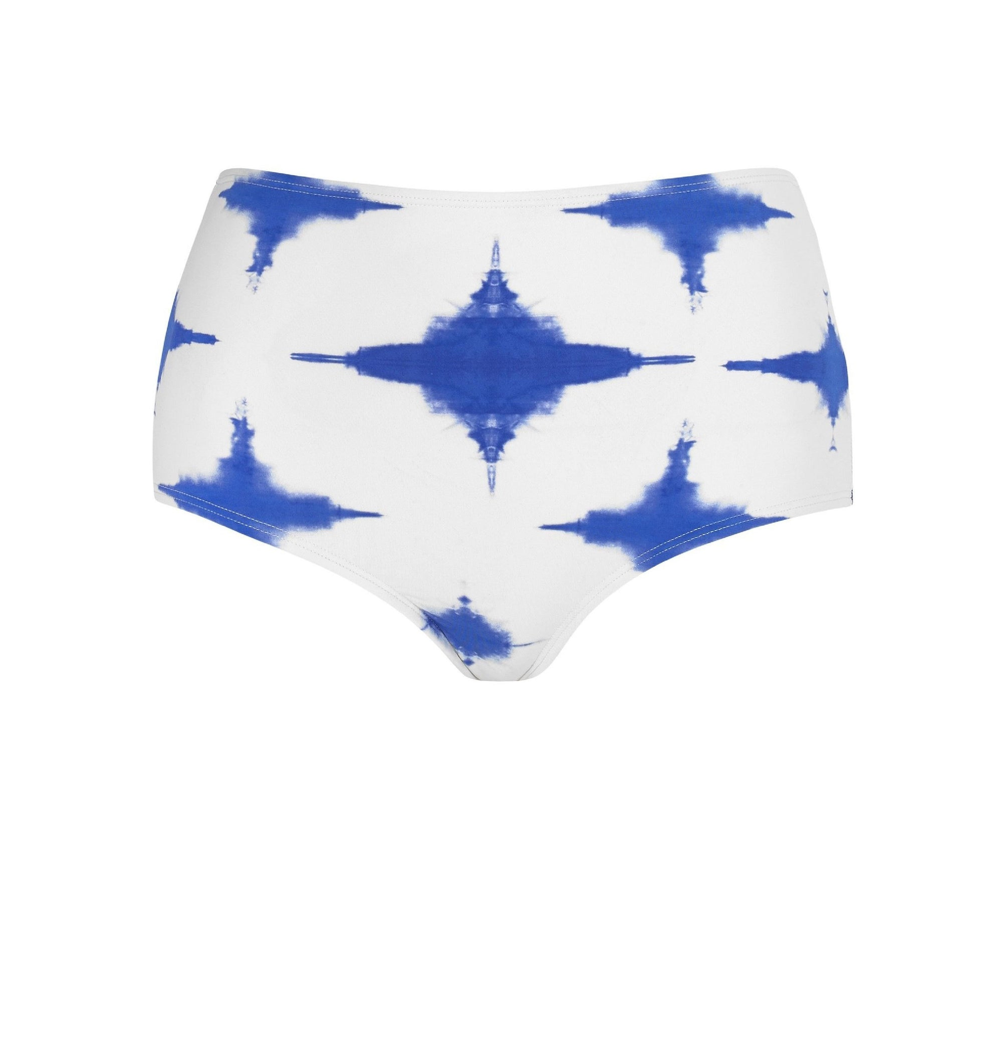 Paper London ethical swimwear - Sunshine Bikini Bottom Printed Swim-paperlondon-superbulky