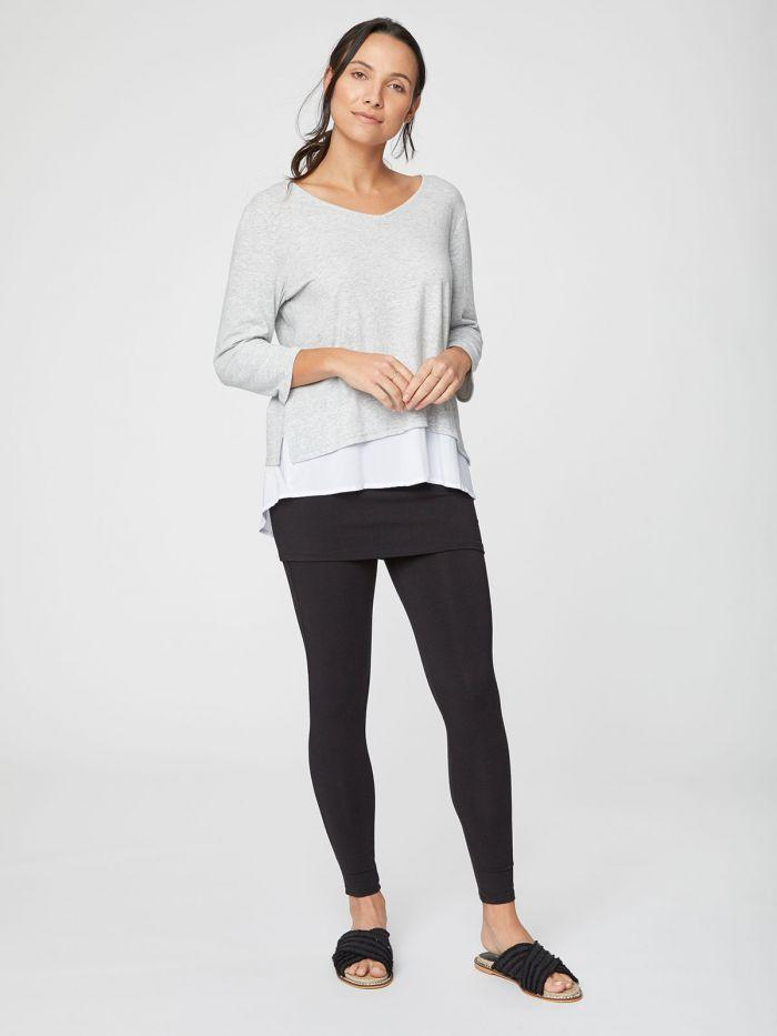 Jay Skirted Leggings-wearethought-superbulky