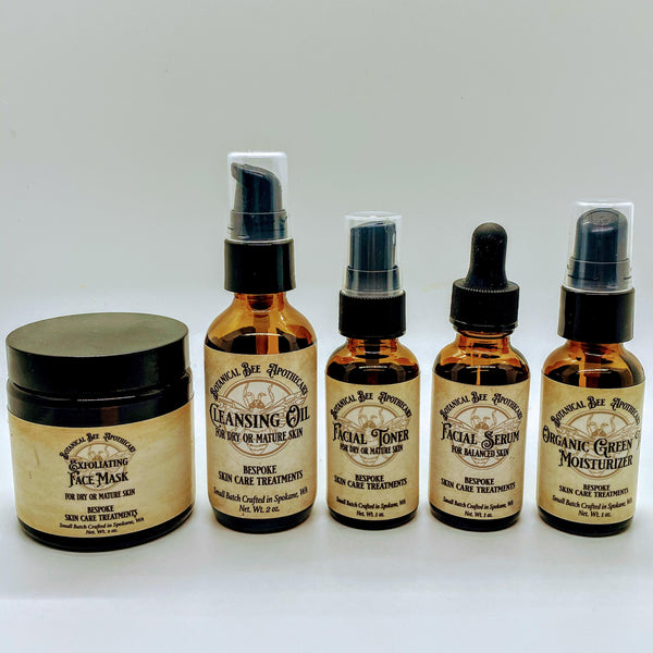 Dry or Mature Full Facial Care Line