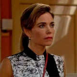 Amelia Heinle wears Kim Jakum Jewelry earrings on The Young and The Restless.