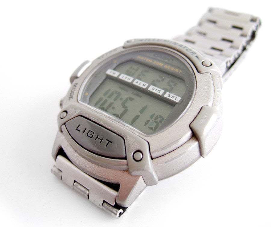 Casio Mens Watch with Light