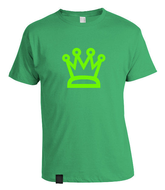 Crown T-Shirt Green