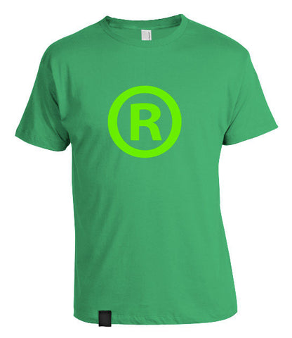 Registered T-Shirt Green