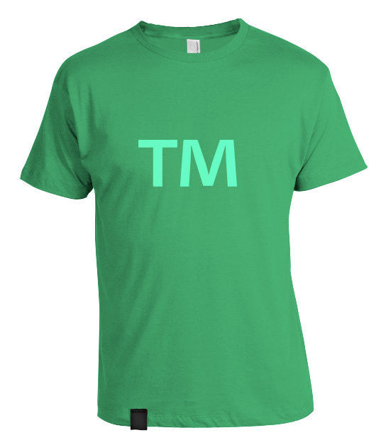 Trademark T-Shirt Green