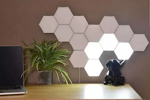 Hexagonala Touch LED