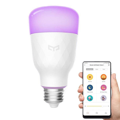 Yeelight Smart Lightbulb