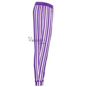 Dapper Dan Purple Premium Jogger