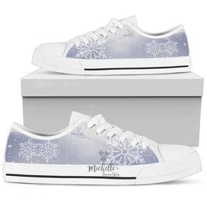 Elsa Winter Women's Low Tops