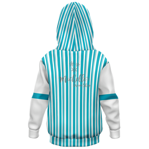 Dapper Dan Blue Athletic Kids Hoodie
