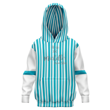 Load image into Gallery viewer, Dapper Dan Blue Athletic Kids Hoodie