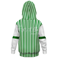 Load image into Gallery viewer, Dapper Dan Green Athletic Kids Hoodie