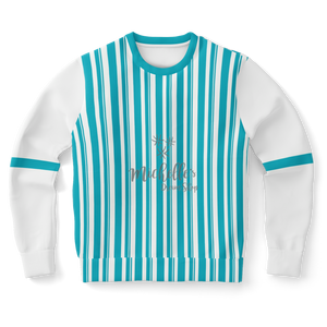 Dapper Dan Blue Athletic Sweatshirt