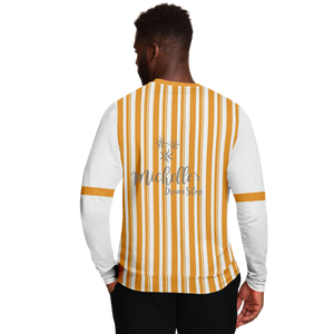Dapper Dan Goldenrod Athletic Sweatshirt