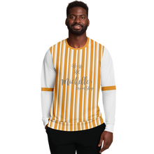 Load image into Gallery viewer, Dapper Dan Goldenrod Athletic Sweatshirt