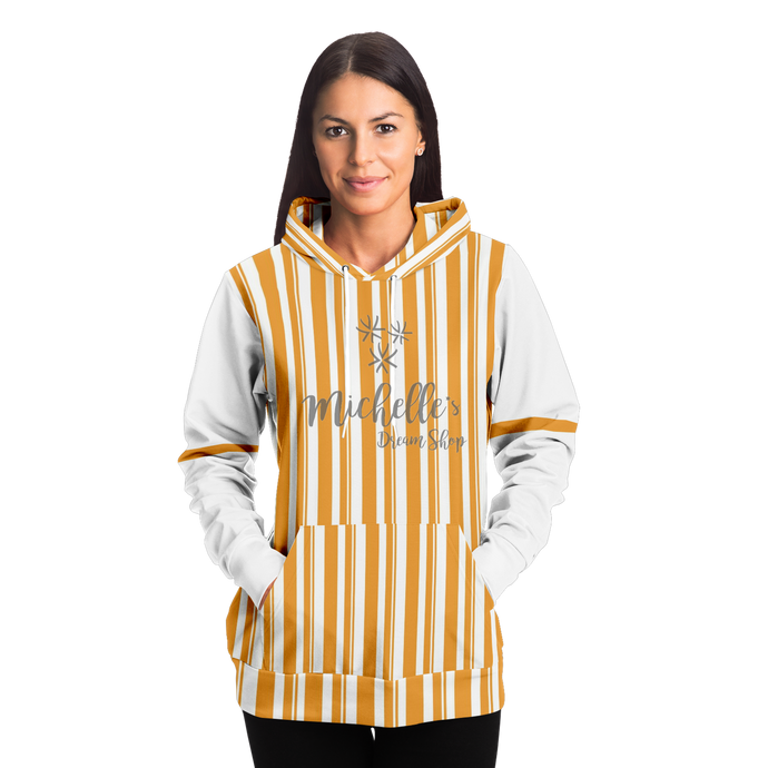 Dapper Dan Goldenrod Athletic Hoodie