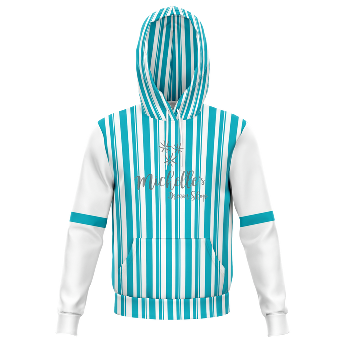 Dapper Dan Blue Athletic Hoodie