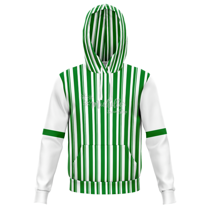 Dapper Dan Green Athletic Hoodie