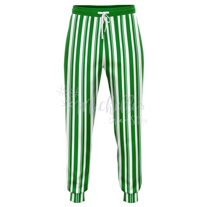 Dapper Dan Green Athletic Jogger