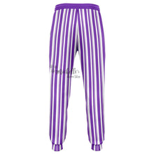 Load image into Gallery viewer, Dapper Dan Purple Premium Jogger