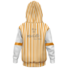 Load image into Gallery viewer, Dapper Dan Goldenrod Athletic Kids Hoodie