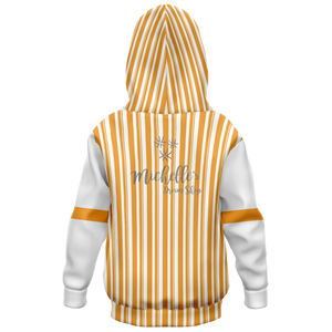 Dapper Dan Goldenrod Athletic Kids Hoodie