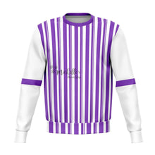Load image into Gallery viewer, Dapper Dan Purple Premium Sweatshirt