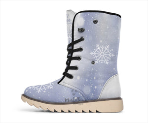 Elsa Winter Polar Boots