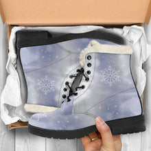 Load image into Gallery viewer, Elsa Winter Comfy Boots