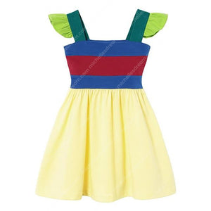 Girls Dresses 3- Toy Story Moana Princesses Larger Sizes 1-10T And More Back Order Free Shipping!