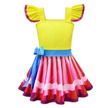Load image into Gallery viewer, Girls Dresses 3- Toy Story Moana Princesses Larger Sizes 1-10T And More Back Order Free Shipping!