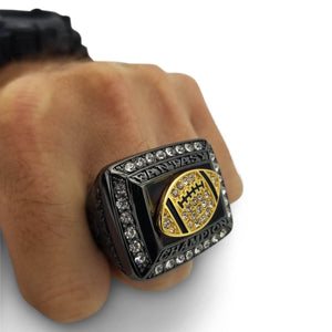 Fantasy Football Championship Ring - v5