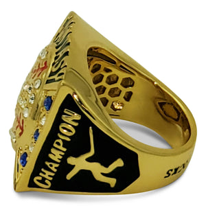 fantasy baseball ring - side 2