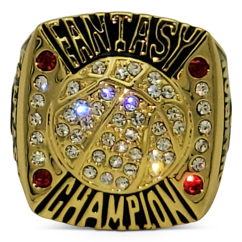 fantasy basketball ring