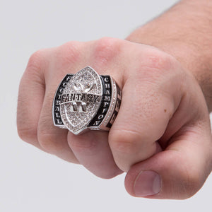 Fantasy Football Championship Ring - v4