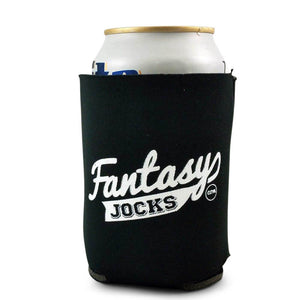 fantasy football beer koozie