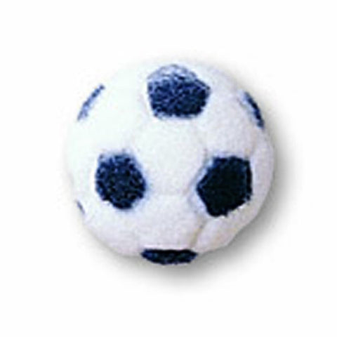 Soccer Ball Sugar Pieces