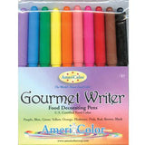 Americolor Gourmet Food Pen Set