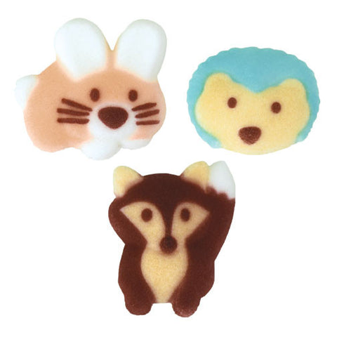 Woodland Buddies Sugar Pieces