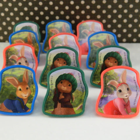 Peter Rabbit Rings