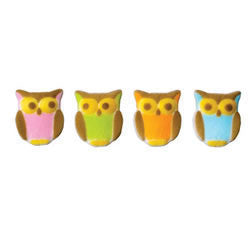 Owl Sugar Pieces